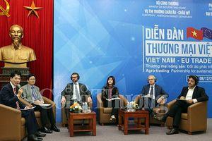 Nhiều sản phẩm nông sản Việt Nam được ưa chuộng tại thị trường châu Âu