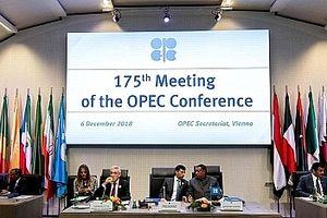 Phiên họp thứ 175 của OPEC tập trung vào cắt giảm sản lượng dầu để cân bằng thị trường