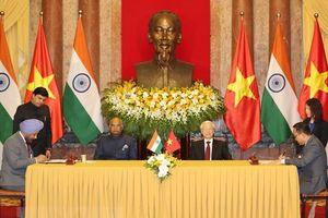Quan hệ Việt Nam - Ấn Độ: Từ Đối tác chiến lược đến Đối tác chiến lược toàn diện