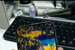 Lộ ảnh điện thoại khủng Huawei Nova 4