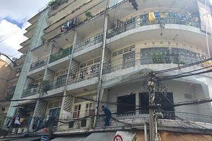 Bố trí 174 căn hộ để thực hiện di dời, tạm cư, tái định cư các hộ dân tại quận 1