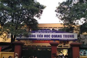 Tạm đình chỉ cô giáo bị 'tố' cho học sinh tát bạn 50 cái ở Hà Nội