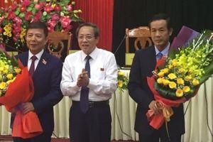 Phó Bí thư Thường trực tỉnh Quảng Bình được bầu làm Chủ tịch tỉnh