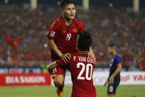 'Chảo lửa' Mỹ Đình rung chuyển khi Việt Nam vào chung kết AFF Cup 2018