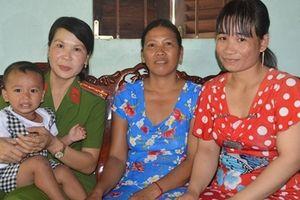 Nữ cán bộ Công an ở Sóc Trăng giành lại sự sống cho cháu bé từ tay 'hà bá'