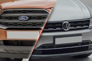 Ford và Volkswagen bắt tay thành lập liên minh sản xuất ô tô?