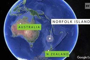 Động đất mạnh 6 độ richter ngoài khơi Úc