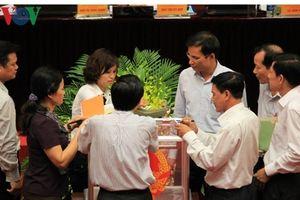 Hôm nay, Hà Nội lấy phiếu tín nhiệm 36 chức danh do HĐND bầu