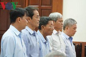 Đặng Thanh Bình và 4 bị cáo bị đề nghị giữ nguyên án sơ thẩm