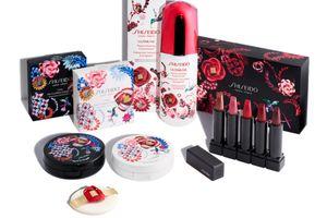 Bộ sưu tập Shiseido x Ribbonesia: Lan tỏa niềm hân hoan mùa lễ hội