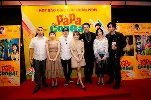 Với Thái Hòa và Kaity Nguyễn, 'Hồn papa da con gái' liệu có xô đổ kỷ lục của 'Em chưa 18'?