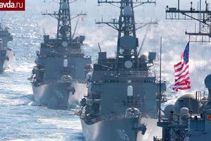 Giữa lúc Nga-Ukraine căng thẳng, Mỹ chuẩn bị đưa tàu chiến đến Biển Đen