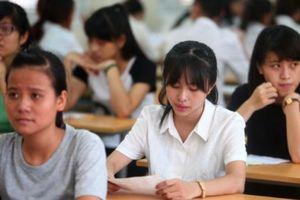 Đề thi tham khảo môn Toán, Văn THPT Quốc gia 2019