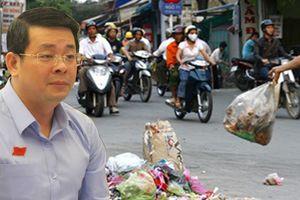 Đề xuất dùng camera giao thông xử phạt nguội xả rác nơi công cộng ở TP.HCM