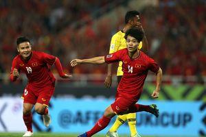 ĐT Việt Nam thắng gấp đôi Malaysia trong những lần đối đầu quá khứ