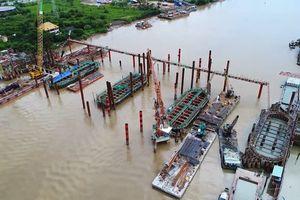 Tìm lời giải cho nạn ngập lụt tại TP Hồ Chí Minh - Bài 2: Nút thắt dự án 10.000 tỷ đồng