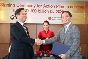 Hàn Quốc hỗ trợ VN nâng cao năng lực cạnh tranh thương mại
