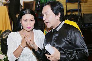 Kim Tử Long: 'Đau đầu khi Ngọc Huyền muốn Hoài Linh diễn trong show'