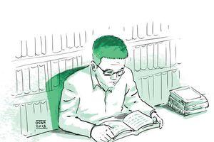 Giáo sư Ngô Bảo Châu thương nhớ hiệu sách cũ trong 'Sách Tết'