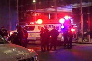 Văn phòng CNN New York lại phải sơ tán vì bị dọa đánh bom