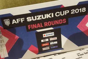 30.000 vé trận Malaysia - Việt Nam hết veo sau hơn 30 phút bán online