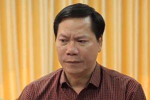 Nguyên GĐ Bệnh viện đa khoa tỉnh Hòa Bình bị truy tố đến 12 năm tù