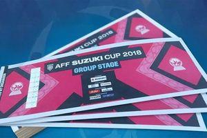 Trận chung kết AFF Cup mỗi người chỉ được mua tối đa 2 vé