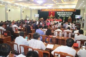 Ô nhiễm làm 'nóng' kỳ họp thứ 8 HĐND tỉnh Bình Định khóa XII