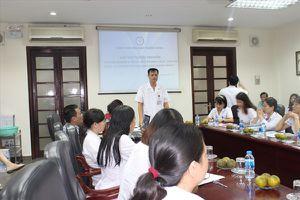 CĐ Bệnh viện Phụ sản Trung ương hướng tới sự hài lòng của người bệnh