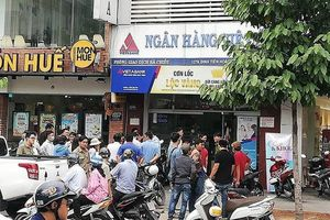 Công an đang điều tra vụ nghi cướp ngân hàng tại quận Bình Thạnh