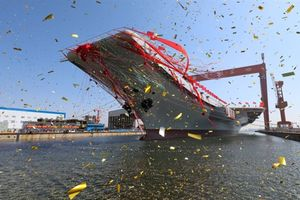 Mỹ không tin Trung Quốc tuyên bố kì tích tàu sân bay