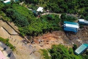Vỡ bể nước 4 người chết: Thừa nhận thiếu sót