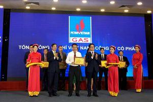 PV GAS đứng thứ 6 trong TOP 100 DN quản trị tài chính tốt nhất