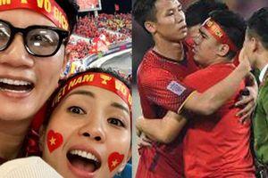 Quế Ngọc Hải giải vây fan cuồng 'đột kích' sân Mỹ Đình, sao Việt nói gì?