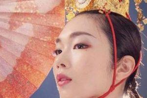 Bất ngờ gia thế 'Độc Nhãn Long' của Hoa hậu Nhật Bản