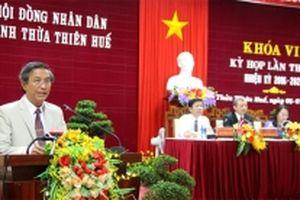 Thừa Thiên - Huế công bố kết quả lấy phiếu tín nhiệm 26 chức danh