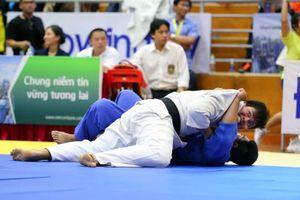 TP Hồ Chí Minh dẫn đầu ở môn Judo và Vovinam