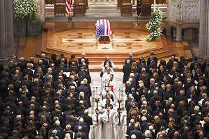 Việt Nam chia buồn về việc Tổng thống George H.W.Bush qua đời