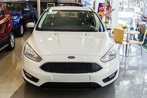 Xe 'ế' Ford Focus tại Việt Nam bất ngờ bán chạy