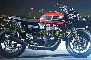 'Xế nổ' Triumph Speed Twin 1200 chính thức lộ diện