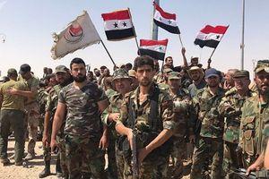 Thán phục thành tích diệt khủng bố của Quân đội Syria năm 2018