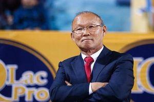 HLV Park Hang-seo và năm 2018 thành công với đội tuyển Việt Nam