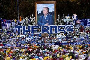 Công bố nguyên nhân khiến trực thăng của ông chủ Leicester City gặp nạn