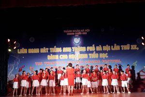 Liên hoan hát tiếng Anh thành phố Hà Nội