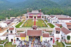 Thành kính Đại lễ tưởng niệm 710 năm Ngày Phật hoàng Trần Nhân Tông nhập niết bàn