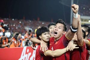 AFF Suzuki Cup 2018: Đội tuyển Việt Nam hiên ngang vào chung kết sau 10 năm chờ đợi