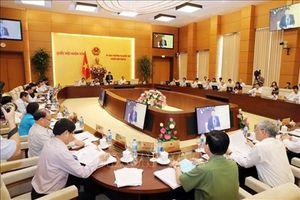 Ngày 10/12, khai mạc Phiên họp thứ 29 Ủy ban Thường vụ Quốc hội