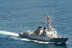 Căng thẳng Nga - Mỹ kéo ra biển