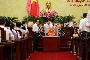 Hà Nội: Giám đốc Sở GD-ĐT có số phiếu tín nhiệm cao thấp nhất