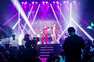'Làn sóng xanh Next Step' khép lại với live show bùng nổ cảm xúc